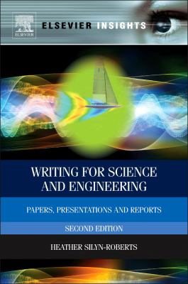 Cover art for Writing for Science and Engineering (2nd ed.)