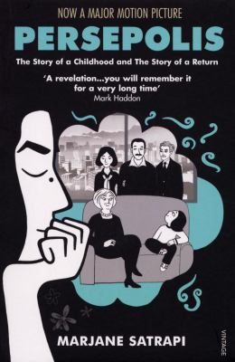 Persepolis: A young girl growing up in Iran.