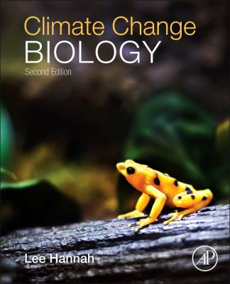 Book Cover: Climate Change Biology