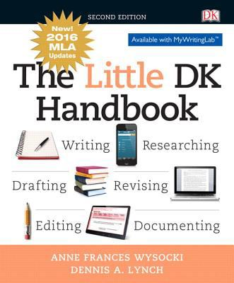 The Little Dk Handbook Cover Art