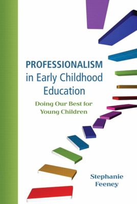 Professionalism in Early Childhood Education Cover Art