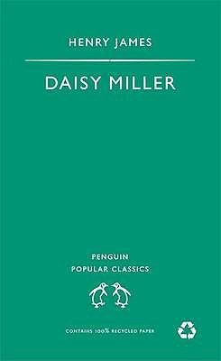 Book cover for Daisy Miller.