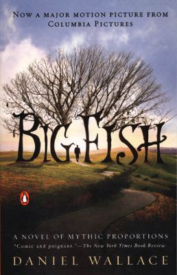 Book cover for Big fish.