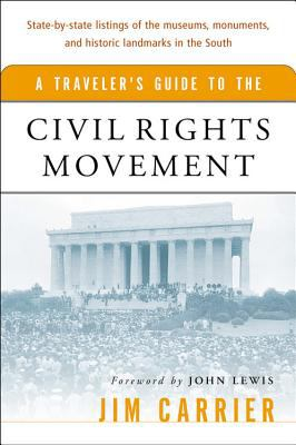 Book cover for A traveler's guide to the civil rights movement.