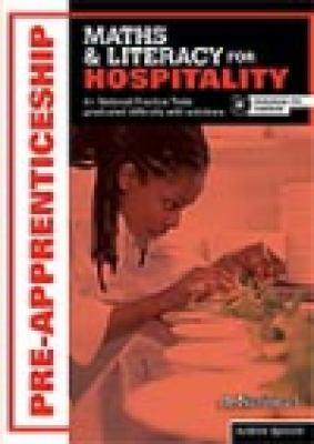Pre-apprenticeship maths & literacy for hospitality : graduated exercises and practice exam