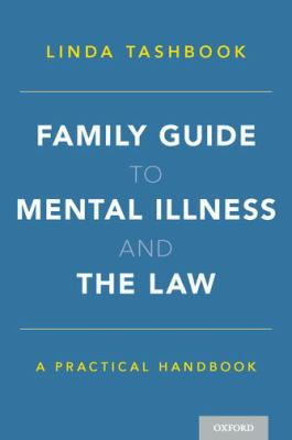 Family Guide to Mental Illness and the Law book cover