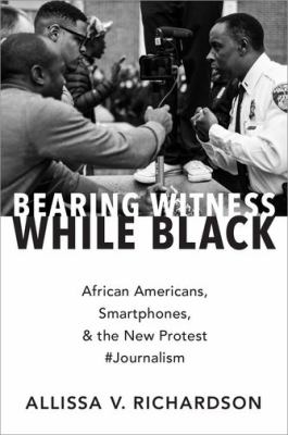 Richardson Bearing Witness cover art