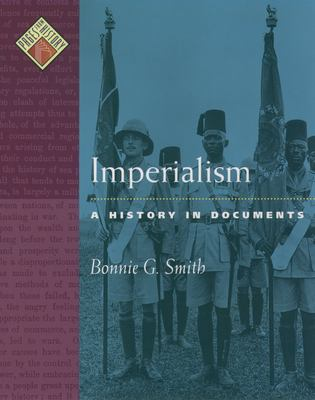 Imperialism book cover image