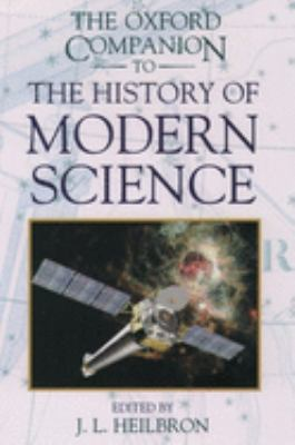 Cover image of The Oxford Companion to the History of Modern Science