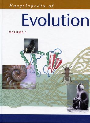 Cover image of Encyclopedia of Evolution