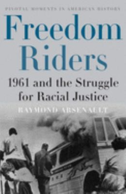 Book cover for Freedom riders.