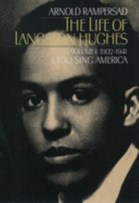 The Life of Langston Hughes, 1902-1941 book jacket