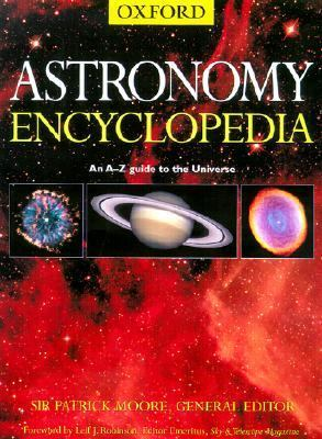 Cover image of The Astronomy Encyclopedia