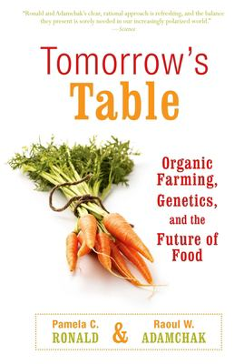 Tomorrow's table : organic farming, genetics, and the future of food