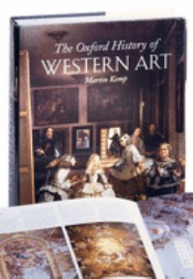 The Oxford History of Western Art Cover Art