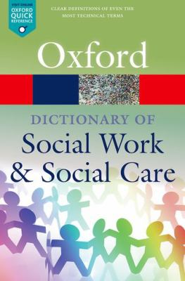 Cover Art of A Dictionary of Social Work and Social Care