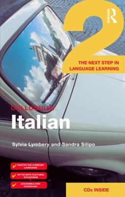 Cover Art Colloquial Italian