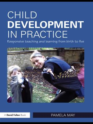 Book cover art for Children Development in Practice