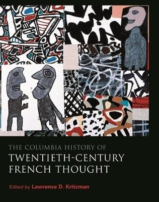 Cover art for The Columbia History of Twentieth-Century French Thought
