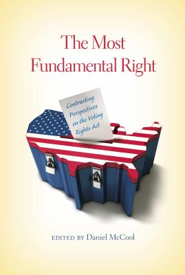 Book cover for The most fundamental right.