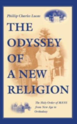 Cover of The Odyssey of a New Religion