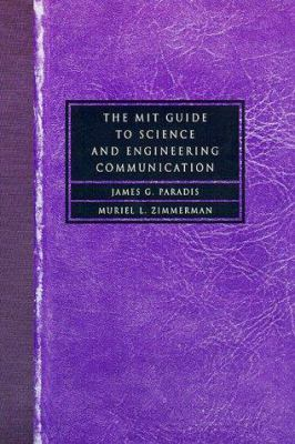 Cover art for MIT guide to science and engineering communication (1997)