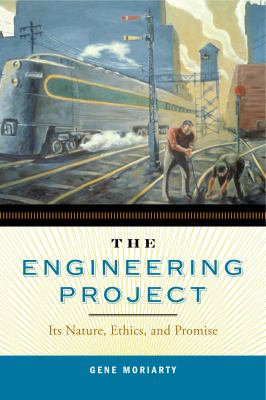 book cover: The Engineering Project