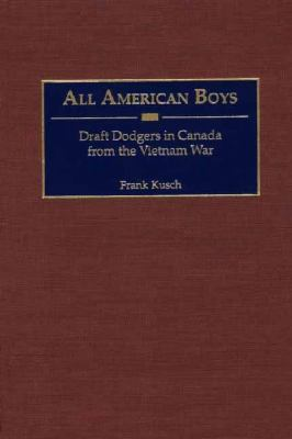 Kusch All American Boys cover art