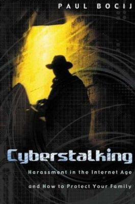 Cyberstalking book jacket