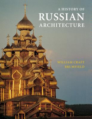 A History of Russian Architecture Cover Art