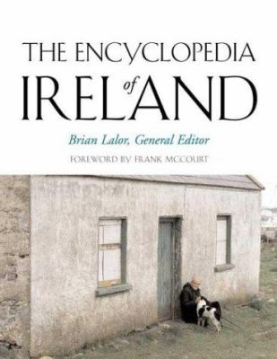 The Encyclopedia of Ireland cover