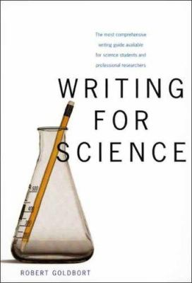 Cover art for Writing for science