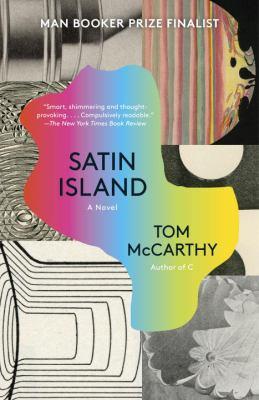 Satin Island : a novel