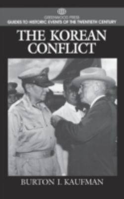 The Korean Conflict book cover image