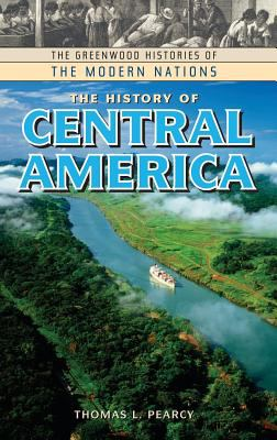 The History of Central America book cover