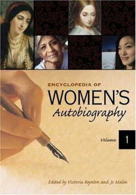Encyclopedia of women's autobiography