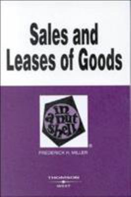 Link to Sales and Leases of Goods in a Nutshell