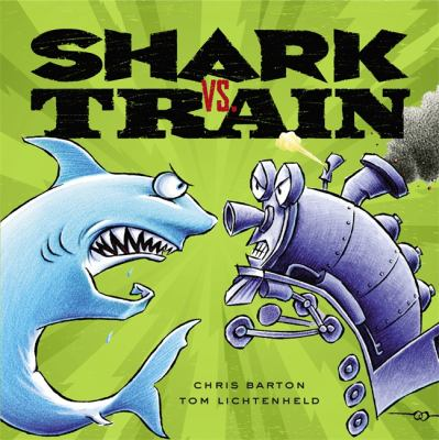 Shark Versus Train