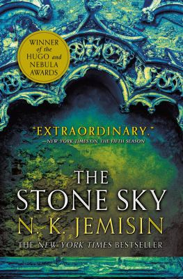 Book Cover: The Stone Sky