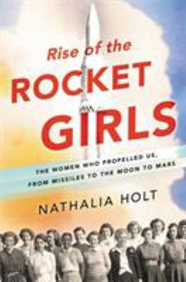 Cover Art - rise of the rocket girls