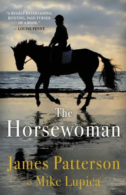 HORSEWOMAN. by PATTERSON, JAMES.