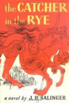 The catcher in the rye cover art