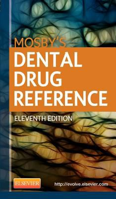 Picture of the book Mosby's Dental Drug Reference