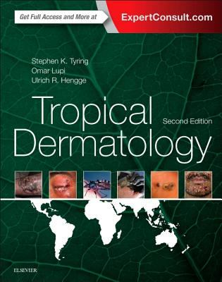 book cover for Tropical Dermatology
