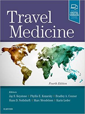 book cover for Travel Medicine