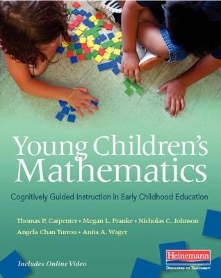 Cover Art: Young children's mathematics : cognitively guided instruction in early childhood education