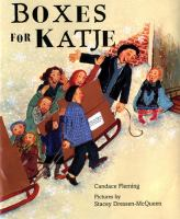 Book cover for Boxes for Katje
