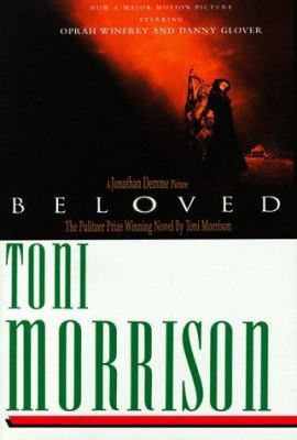 Cover image from the book Beloved