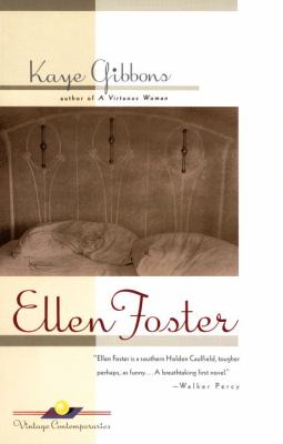 Book cover for Ellen Foster.