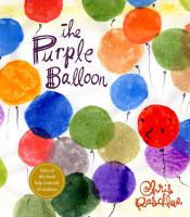 Book cover for The Purple Balloon